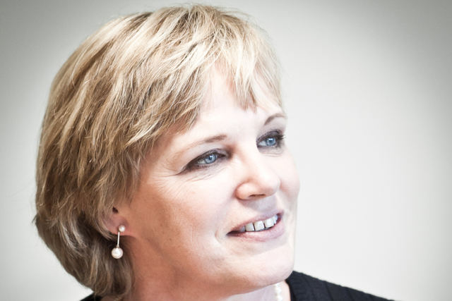 Jane Frost CBE, chief executive of the Market Research Society