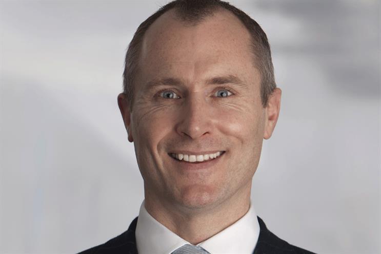 Chris Crawford: sales and marketing director at Jupiter Asset Management