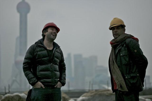 Fred & Farid.... China launch