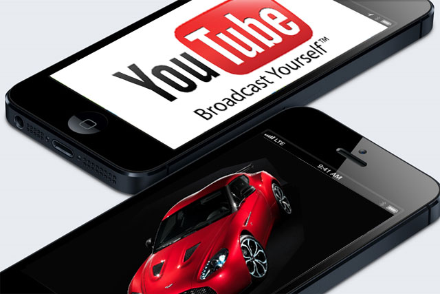 Aston Martin, Apple and YouTube: make the Cool Brands list