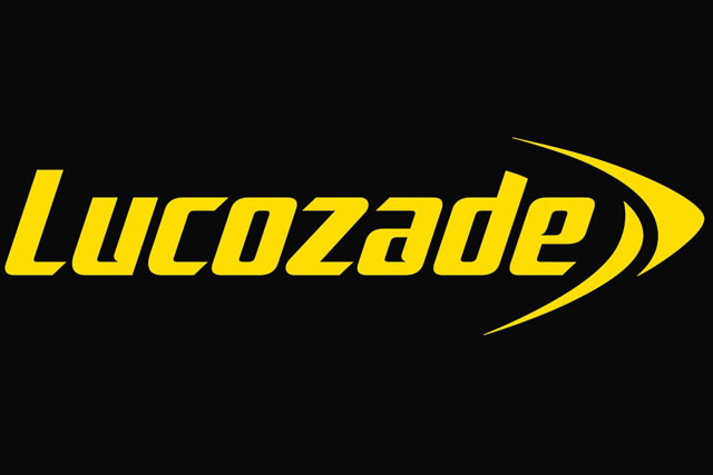 Lucozade: new logo features in sports drink brand's latest campaigns