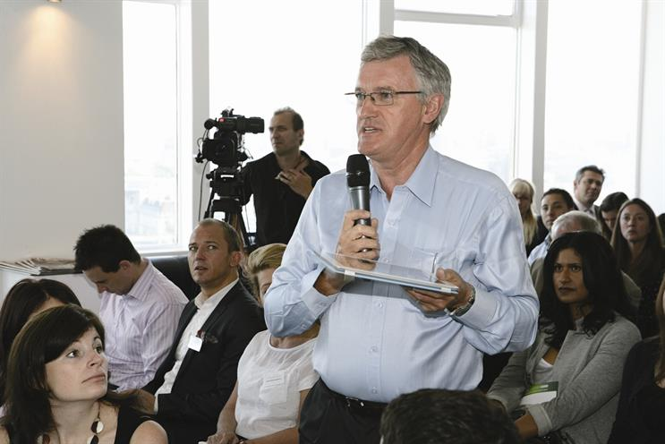 Douglas McArthur at The Big Tablet Debate