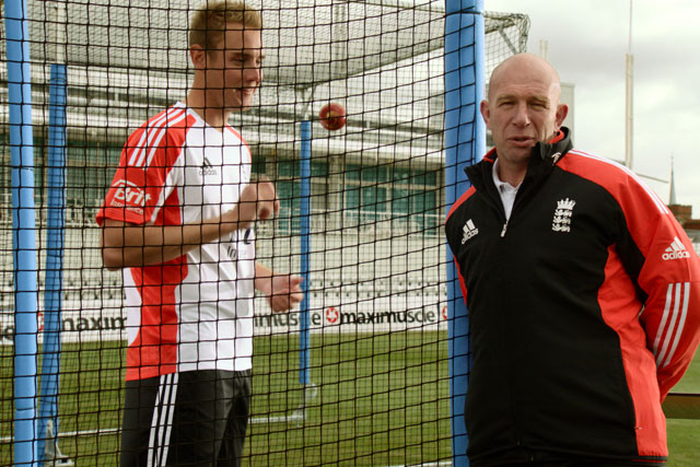 Maximuscle: signs up Stuart Broad for TV push