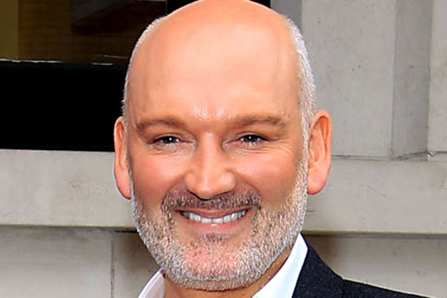 Ben Frow: rejoins Channel 5 as director of programmes