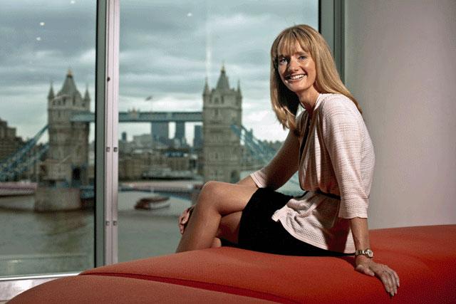 Martine Ainsworth-Wells: marketing director of London & Partners