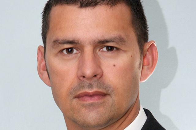 David George: Mercedes-Benz' new UK marketing director