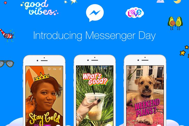 Facebook launches third Snapchat clone
