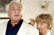Esure...Michael Winner reviving his ads