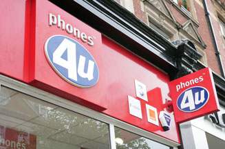 Phones 4u hires Adam & Eve to advertising account