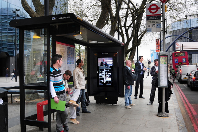 Outdoor: consumers expect more interaction
