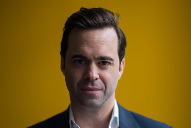 Leagas Delaney appoints Ogilvy's Hay as CEO and partner