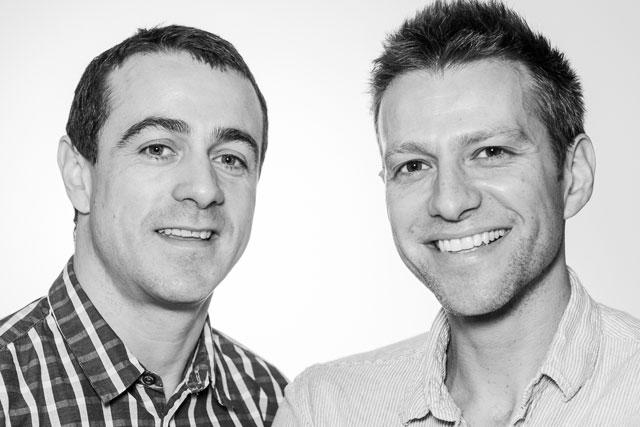 Rockabox: Steve Filler and Seb Royce