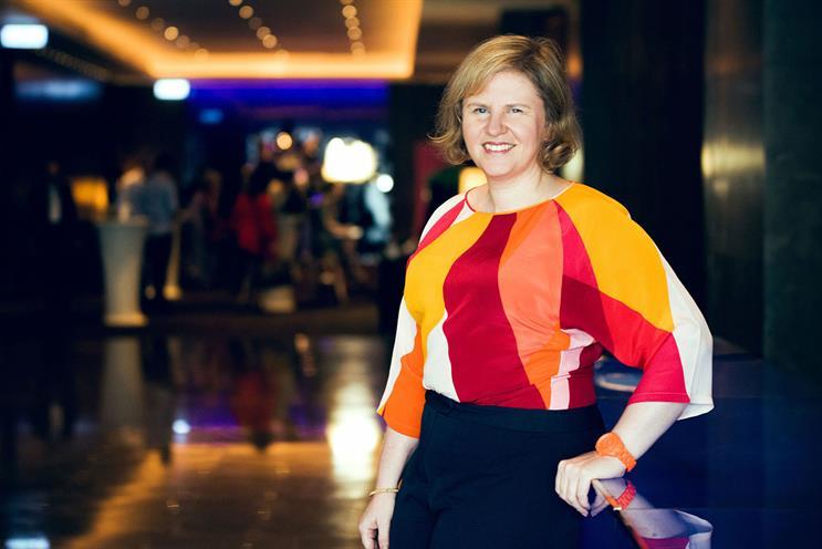 Fiona Gordon: has been at Ogilvy & Mather for her whole career so far