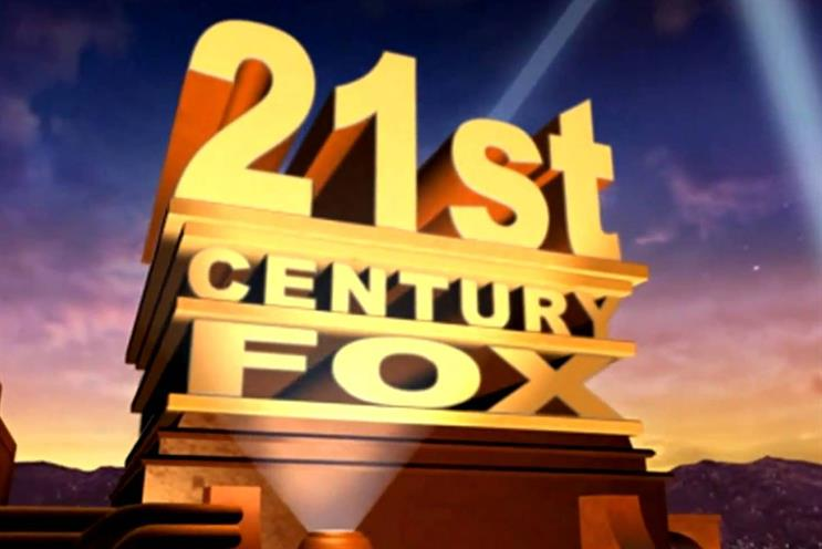 WPP to win £150m Fox media