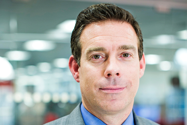 Paul Frampton, chief executive, Havas Media