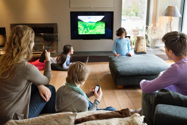 Double-screening: using the internet while watching TV is a growing trend