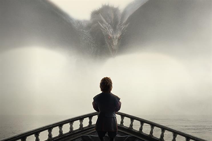 Game of Thrones: series 5 premieres on Sky