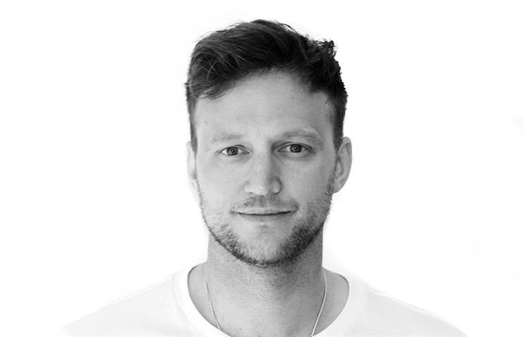 Gareth Saunders, global marketing director, Salt