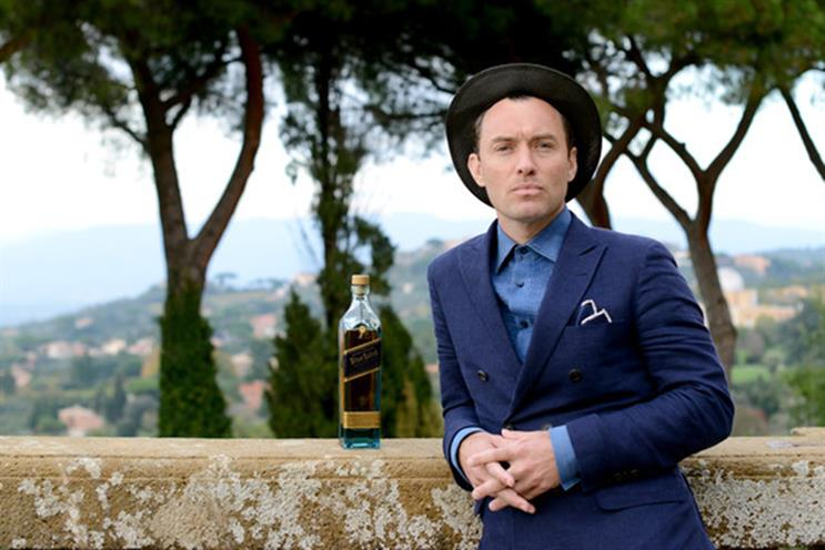 Johnnie Walker and Mr Porter: an example of a successful brand marriage