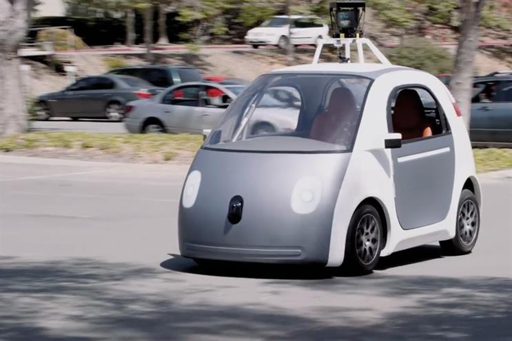 Google self-driving car: has been road-testing in California for several years