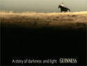 Minghella directs new 'mustang' Guinness television ad