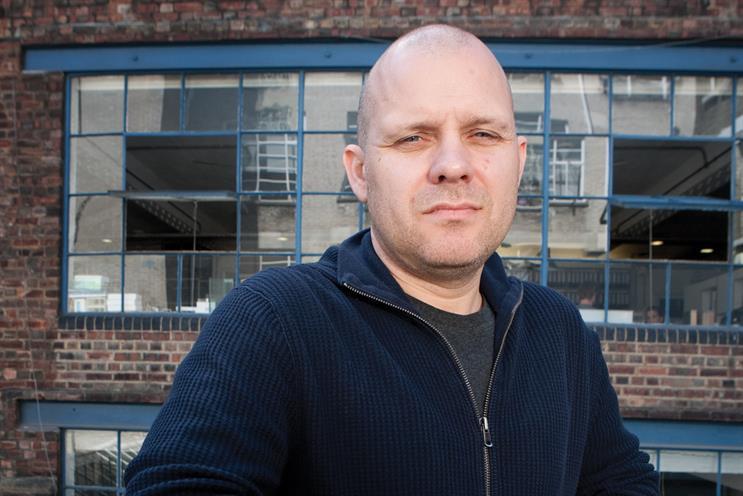Atomic's Guy Bradbury names colleague as his secret work weapon