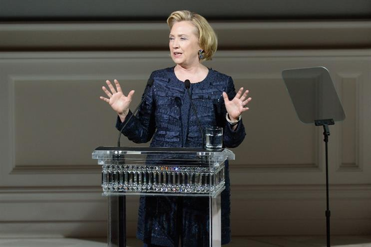 Hillary Clinton has hired execs from Coca-Cola and Google to help her campaign