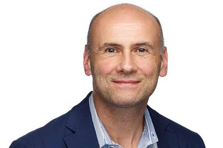 Hipkiss: joins from Bauer Media, where he was commercial director