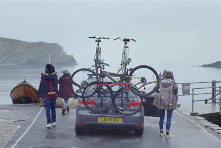 Halfords: Mother launched new visual identity last year