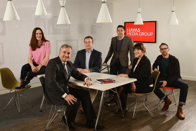 Havas: moves AIS into media village