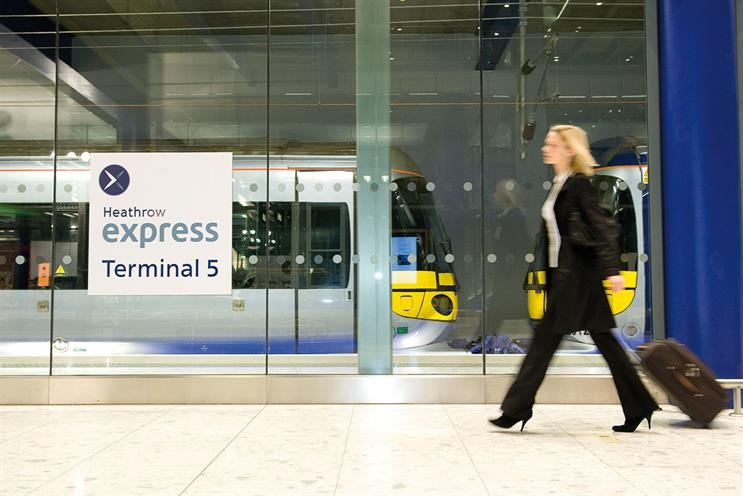 Heathrow Express has existing relationships with several shops