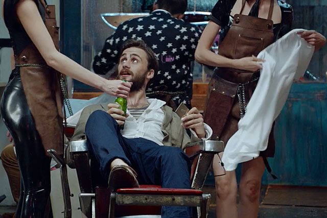 Heineken: 'cities of the world' by Wieden & Kennedy Amsterdam