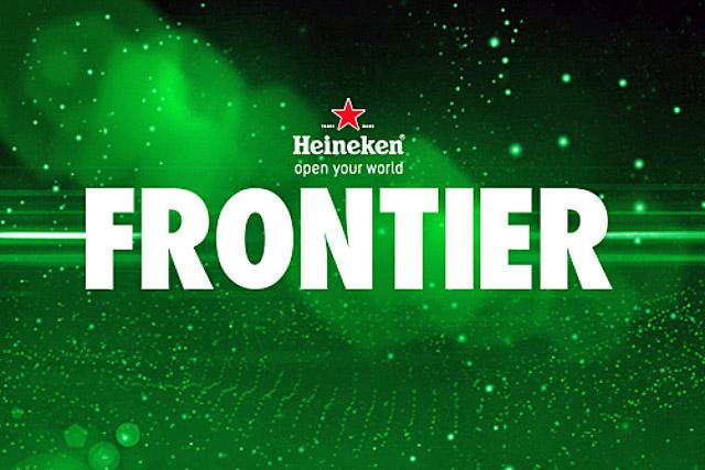 Heineken: taps tech firms for creative ideas