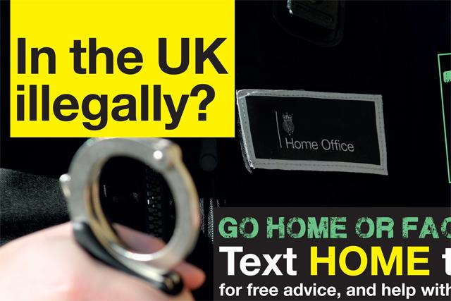 Home Office: ASA bans 'go home' billboard