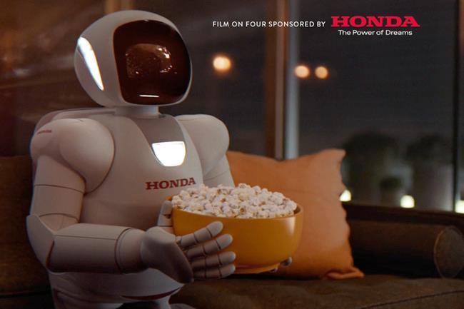 Karmarama previously promoted Honda's Channel 4 film sponsorship