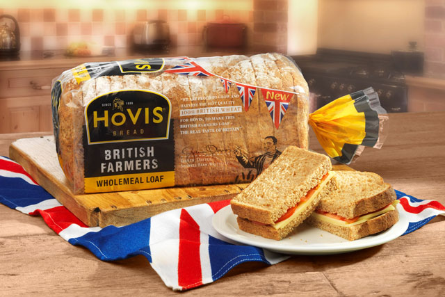Hovis: one of Premier Foods' 'power brands'