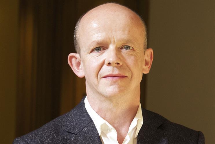 Iain Jacob: the president of EMEA at SMG