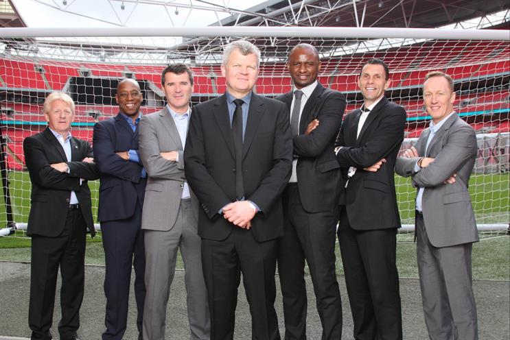 ITV: World Cup pundits led by Adrian Chiles