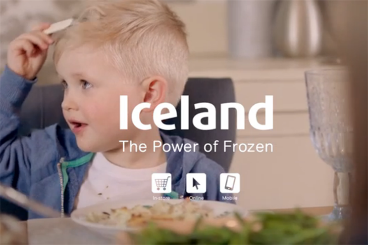 Iceland: its ads are created by Karmarama