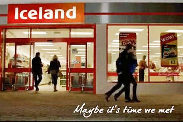 Iceland: takes crown from Ocado