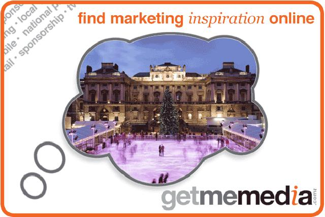 Sponsorship of Skate Ice Rink at Somerset House