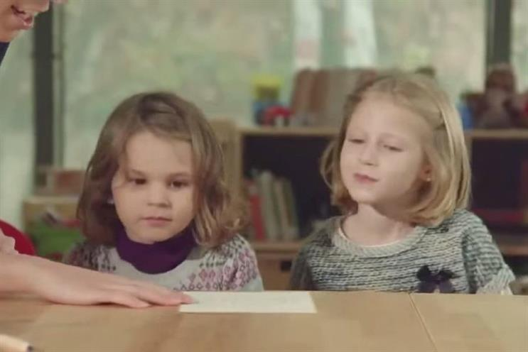 Ikea Spain: last year the brand highlighted children's true Christmas wish lists