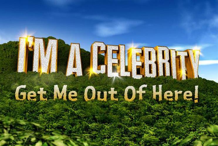 ITV on hunt for I'm A Celebrity... sponsor
