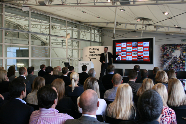 """""""Profiting from Experiences"""" conference held by experiential agency Imagination"""