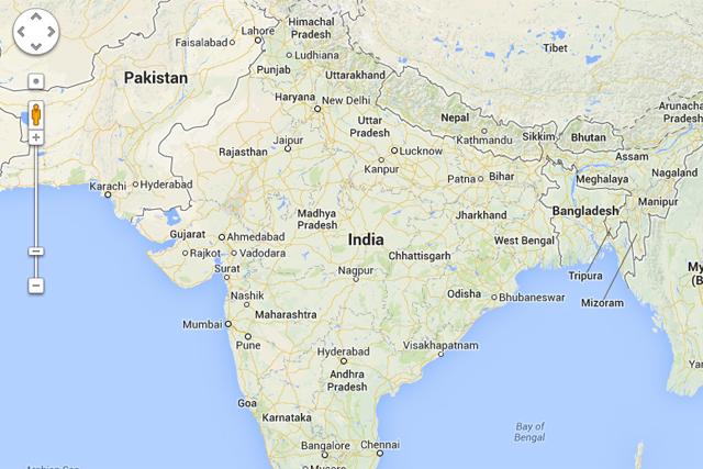 Google: readies trip to India to add area to Street View