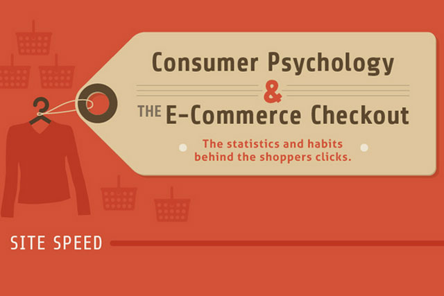 Infographic: Consumer psychology and the e-commerce checkout