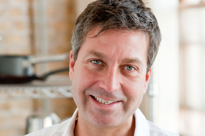 John Torode: star of a new AFP on the Good Food Channel