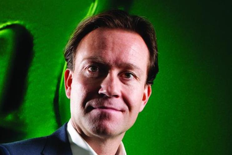 vJacco van der Linden: Heineken's UK marketing director is moving to become MD of the brewer's Chinese operation
