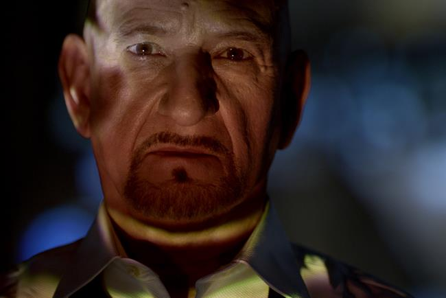 Jaguar: 'the art of villainy' by Spark44 London starring Sir Ben Kingsley