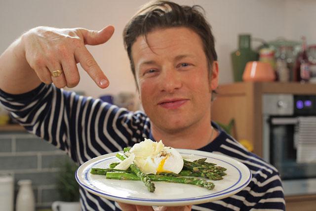 Jamie Oliver: Food Tube secures LV= deal